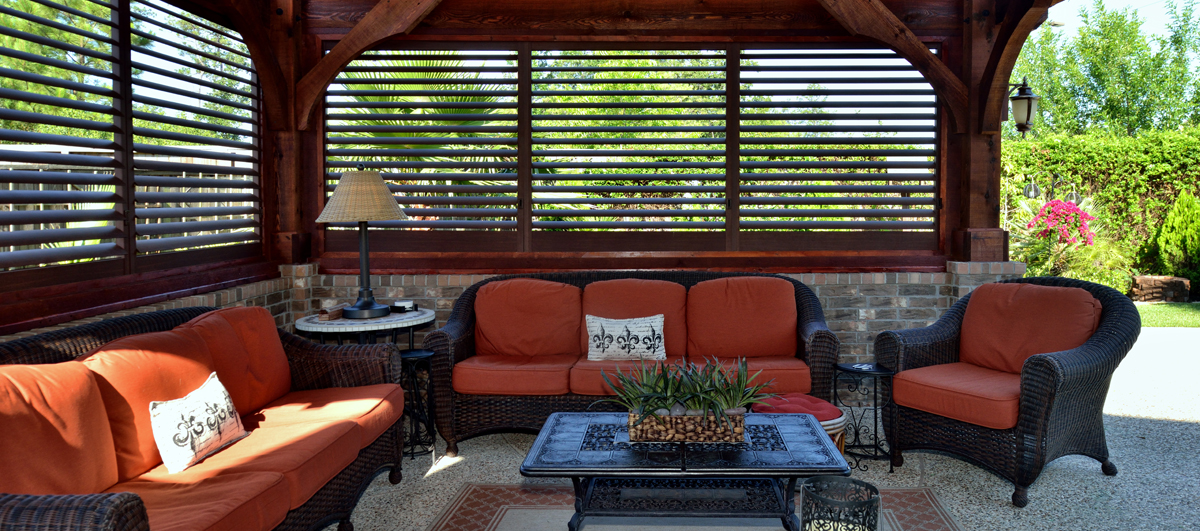 ... Patio Enclosures Pittsburgh By Pennsylvania Patio Patio Privacy Screens  Amp Shutters ...